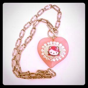 Tarina Tarantino x Hello Kitty Necklace